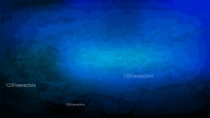 Black and Blue Watercolor Grunge Texture Background