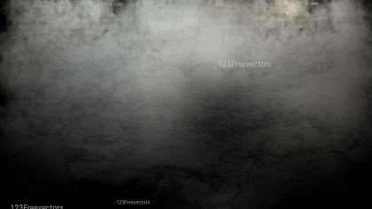 Black and Grey Watercolour Grunge Texture Background Image