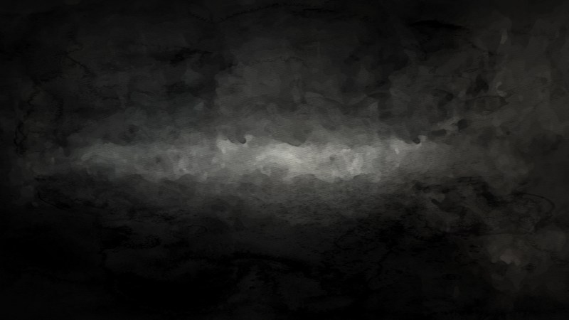 Black and Grey Grunge Watercolor Background Image