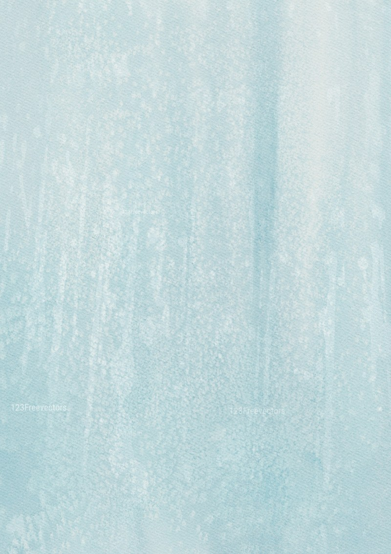 Blue and Grey Aquarelle Texture Image