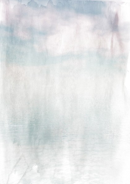 Blue and White Grunge Watercolor Texture Background Image