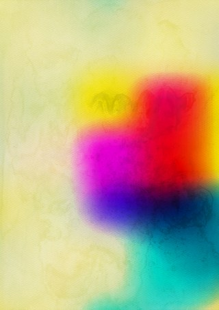 Colorful Watercolor Background Texture Image