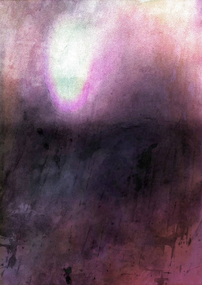 Dark Color Water Paint Background Image