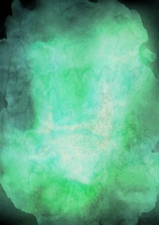 Dark Green Watercolor Texture