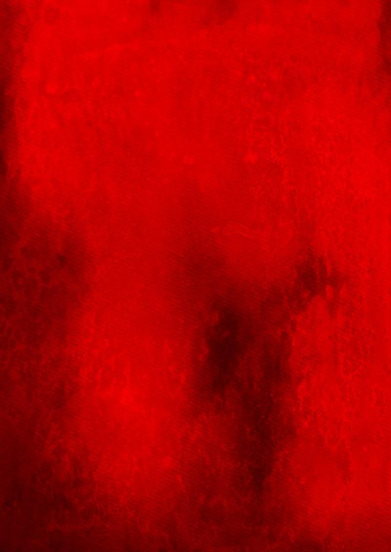 Dark Red Watercolour Grunge Texture Background