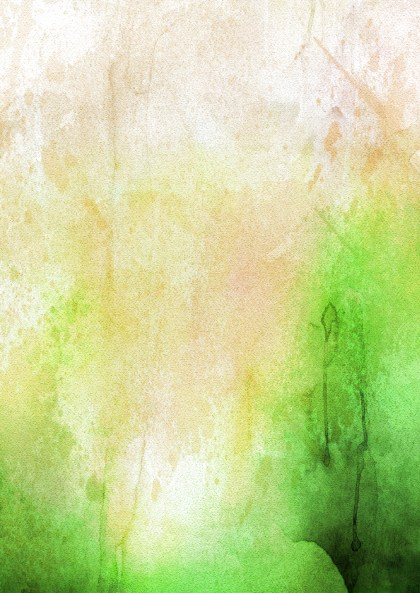 Green and Grey Water Paint Background