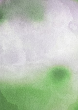 Green and Grey Watercolour Background Texture Image