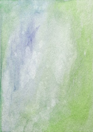 Green and Grey Watercolor Background Texture