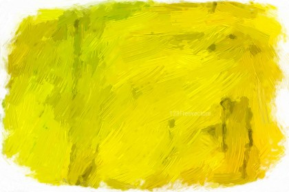 Green and Yellow Painting Background Image