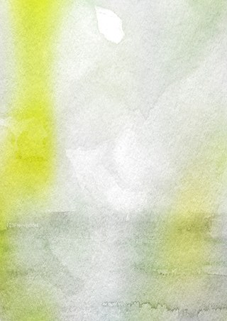 Grey and Yellow Grunge Watercolour Texture