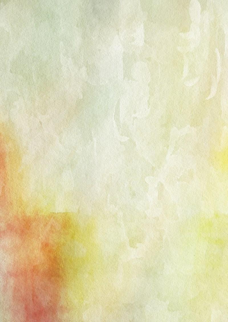 Light Color Grunge Watercolor Background