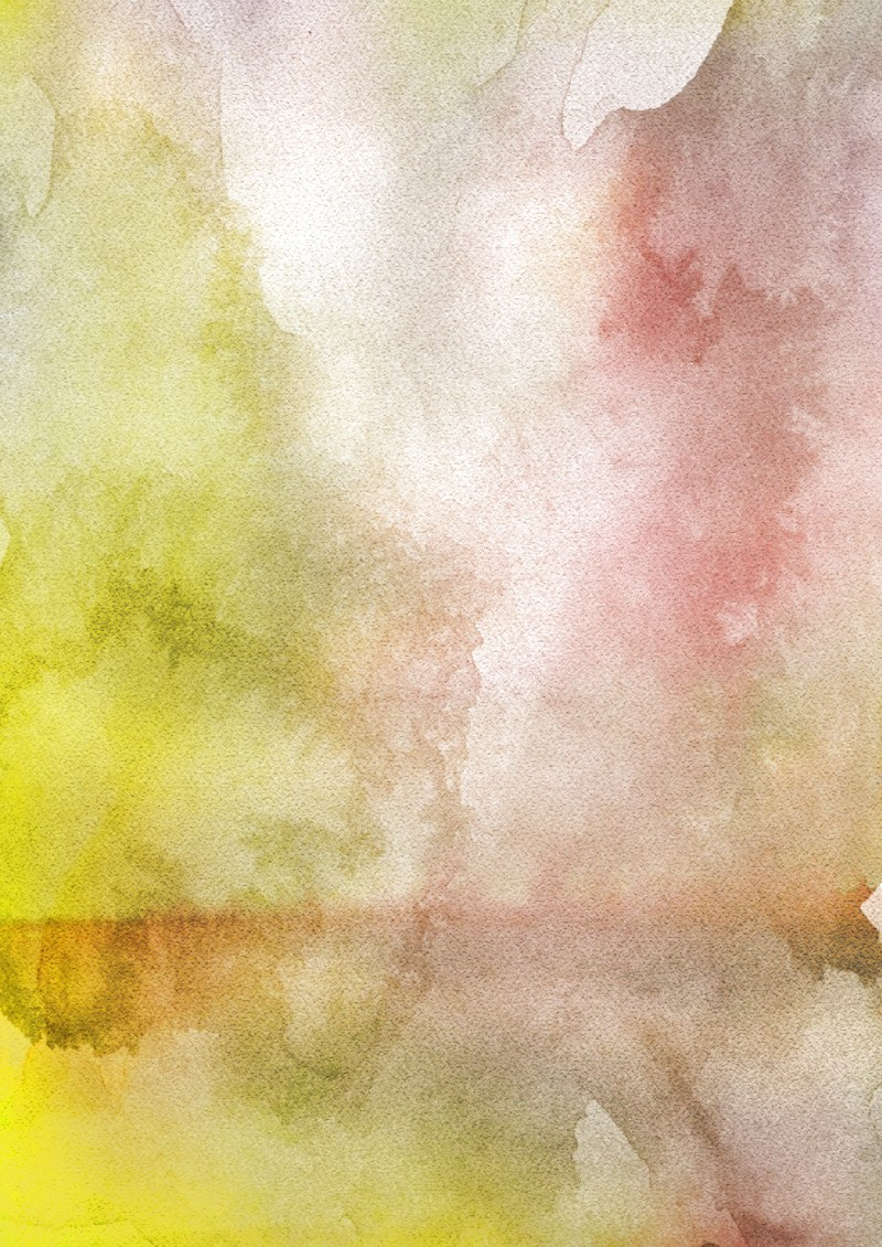 Light Color Watercolor Background Texture