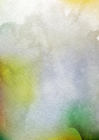 Light Color Grunge Watercolor Background