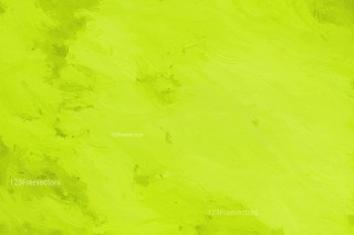 Lime Green Painting Background Image