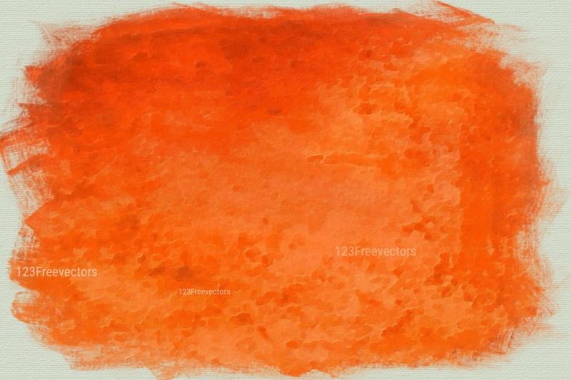 Orange Oil Painting Background Image