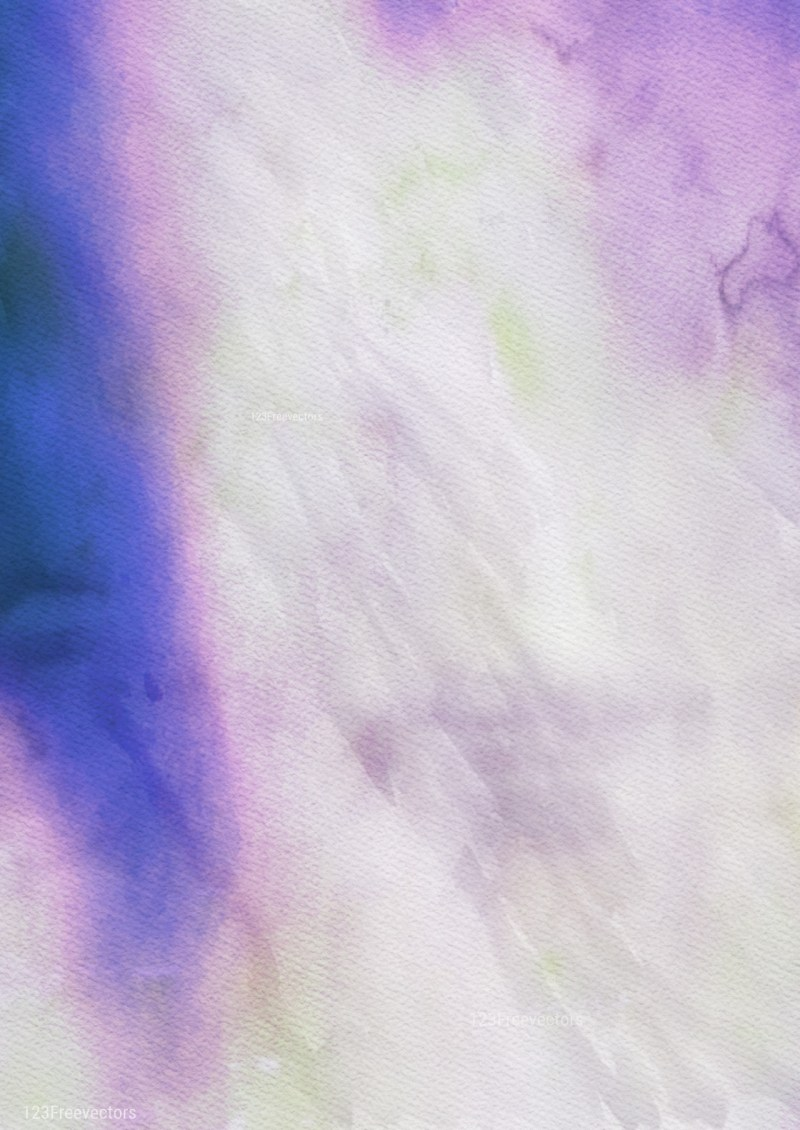 Purple and Grey Watercolor Texture Background