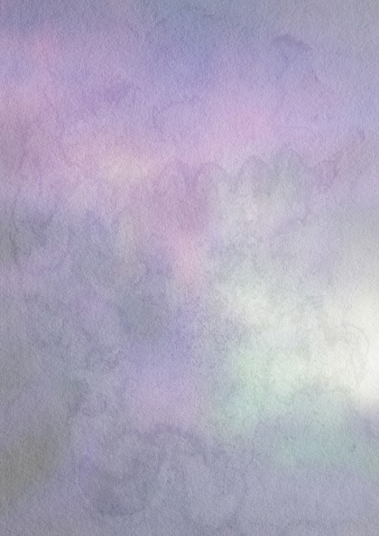 Purple and Grey Watercolor Background Image
