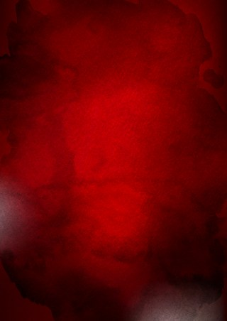 Red and Black Water Paint Background