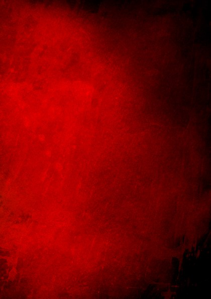 Red and Black Watercolor Texture Background Image