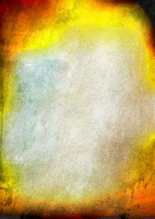 Red White and Yellow Aquarelle Background Image