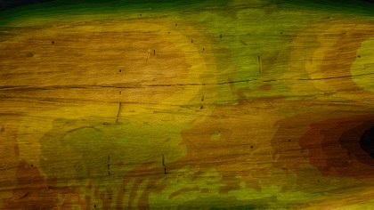Brown and Green Wood Background
