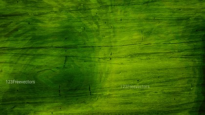 Dark Green Wood Background Image