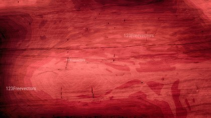 Dark Red Wood Grain Background