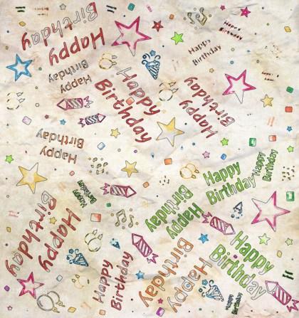 Birthday Background Image