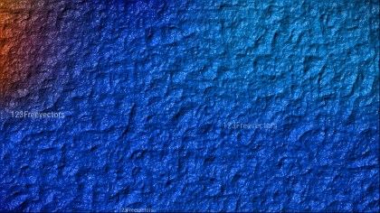 Cobalt Blue Stone Background