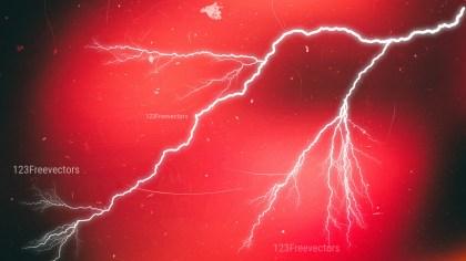 Red and Black Lightning Background