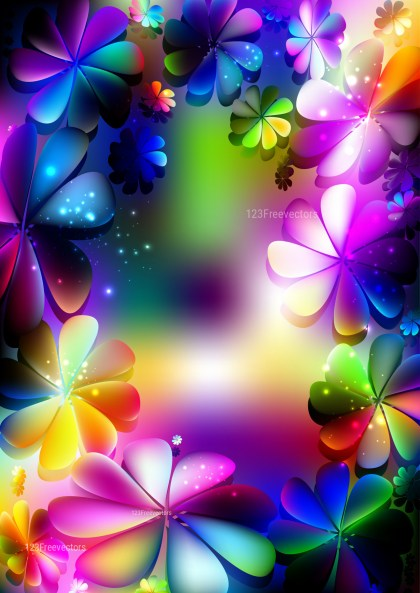 Cool Flower Background