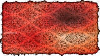 Dark Red Damask Pattern Texture Image