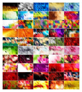 50 Abstract Backgrounds Vector Pack