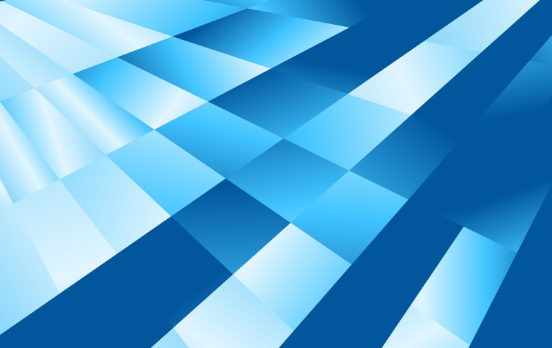 Abstract Blue and White Fluid Color Gradient Shapes Composition Background