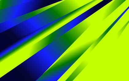 Abstract Black Blue and Green Fluid Color Gradient Shapes Composition Background