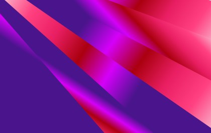 Abstract Pink Blue and Purple Fluid Color Geometric Background Vector