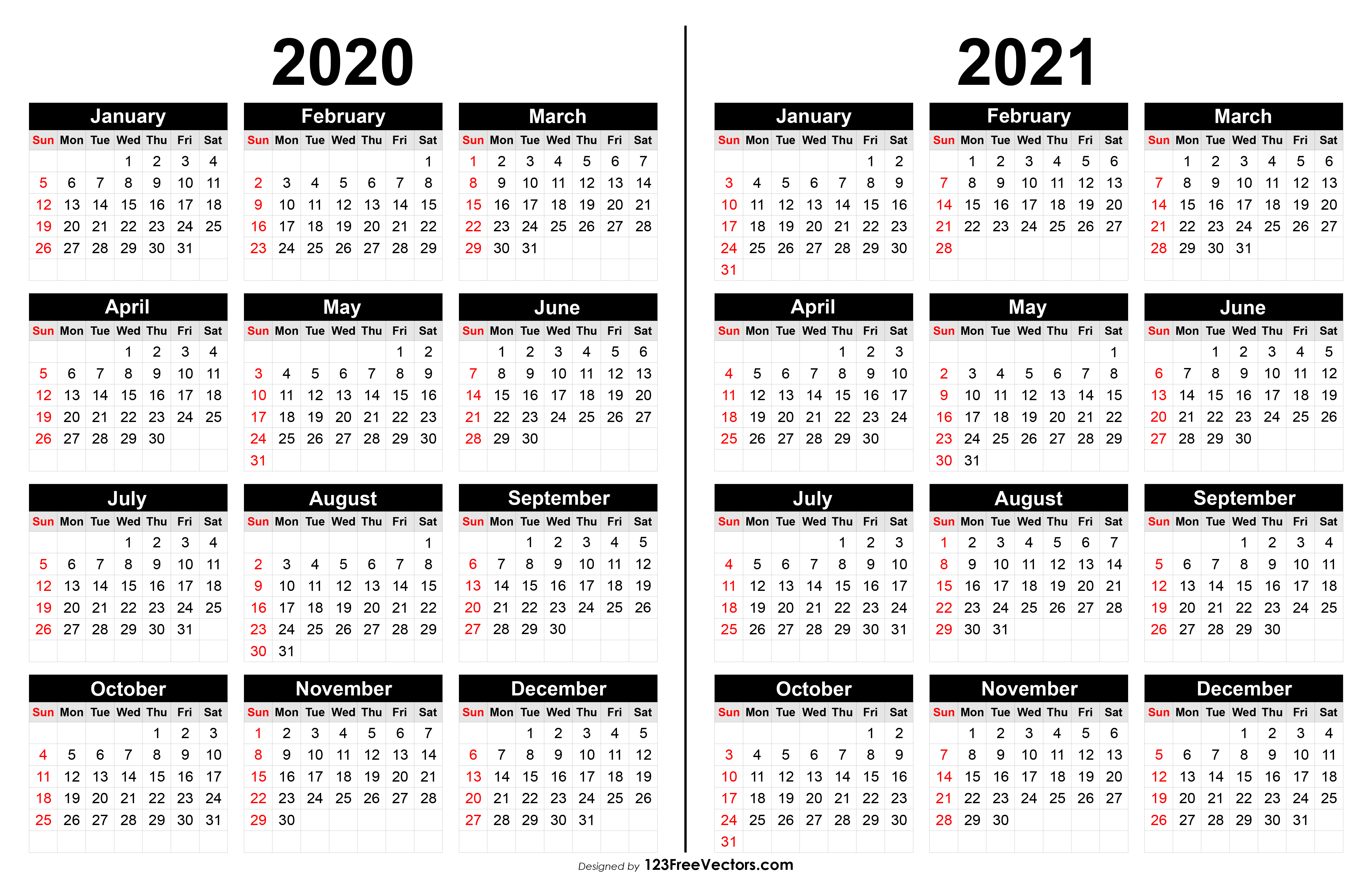 Kalender Islam Bulan Ramadhan 2020