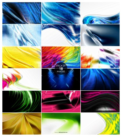 18 Abstract Texture Background Pack 01