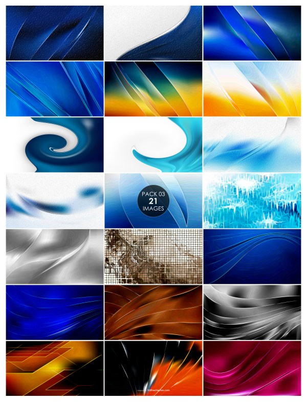 21 Abstract Texture Background Pack 03