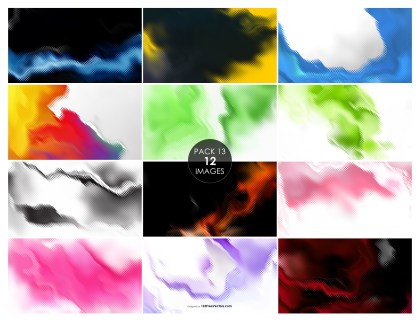 12 Abstract Background Pack 13