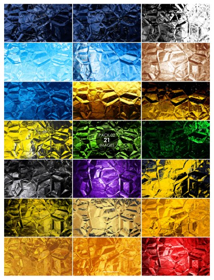 21 Crystal Background Pack 02