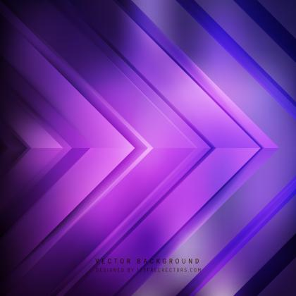 Abstract Dark Purple Arrow Background