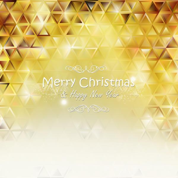Elegant Christmas Background Hd.Light Yellow Elegant Christmas Background