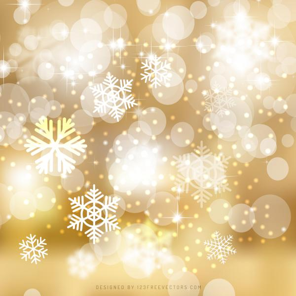 los angeles f2449 f1c46 Gold Bokeh Christmas Lights Background Image