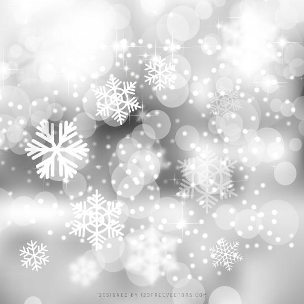 Christmas Graphics Background.Gray Bokeh Christmas Lights Background Graphics