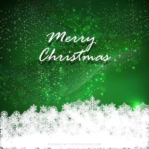 Elegant Christmas Background Images.Green Elegant Christmas Background