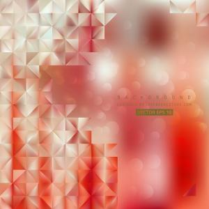 Abstract Light Red Background Design