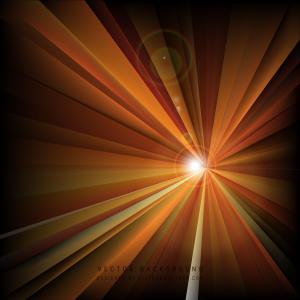 Black Orange Fire Light Rays Background Graphics