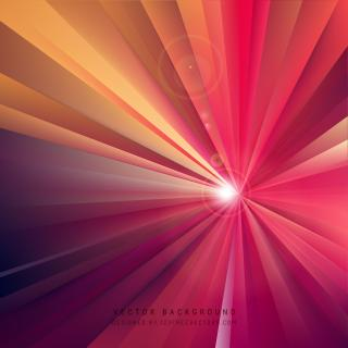 Abstract Dark Pink Light Rays Background Graphics