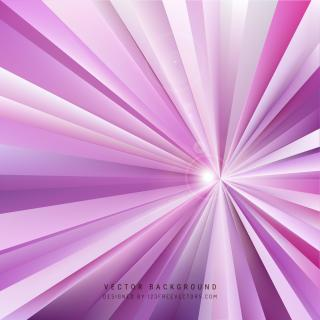Purple Rays Background Template